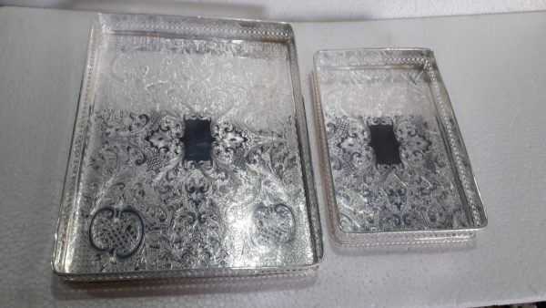 Luxury Silver Tray