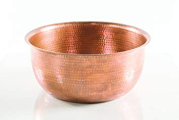 COPPER Pedicure Bowl