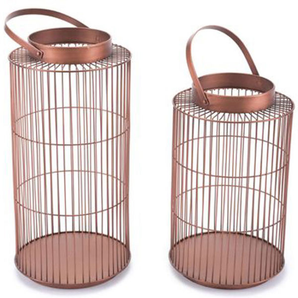 Candle stand cage