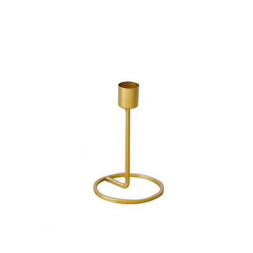 Candle stand for one candle