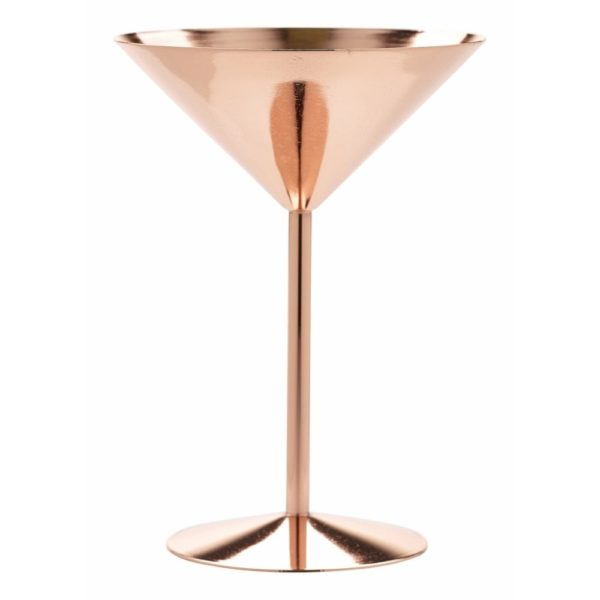 Copper Plated Goblet