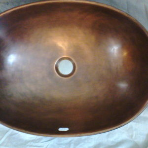 Copper Washbasin