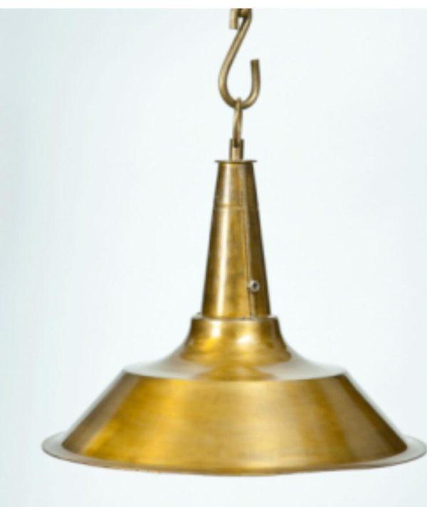 Gold Finish pendant