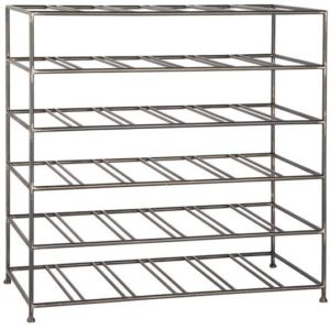 Metal Rack for Wine Bottles,Shoes,etc..