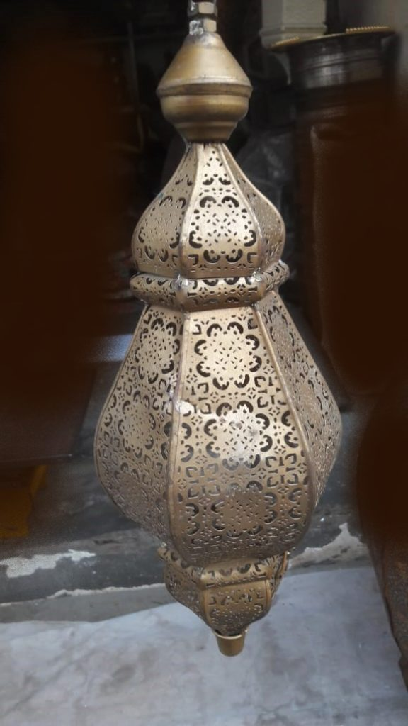 Metal Very Beautiful Votive