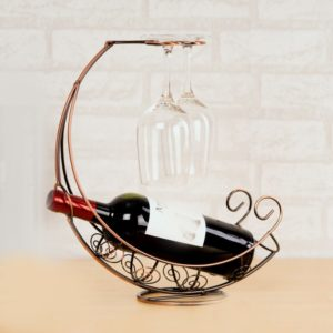 Multi purpose Rack for Wine and goblet 1