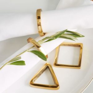 Napkin Holders in different shape