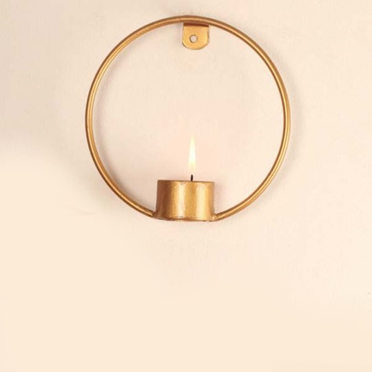 T- Light candle stand