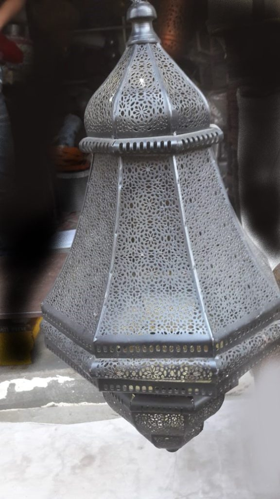 Vintage Moroccon Lantern