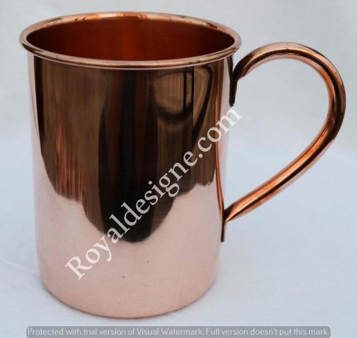 Copper Mug RoyaL Impex