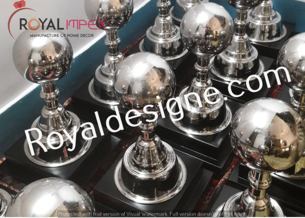 Trophy - Royal Impex- 20 inch- Globe Trophy
